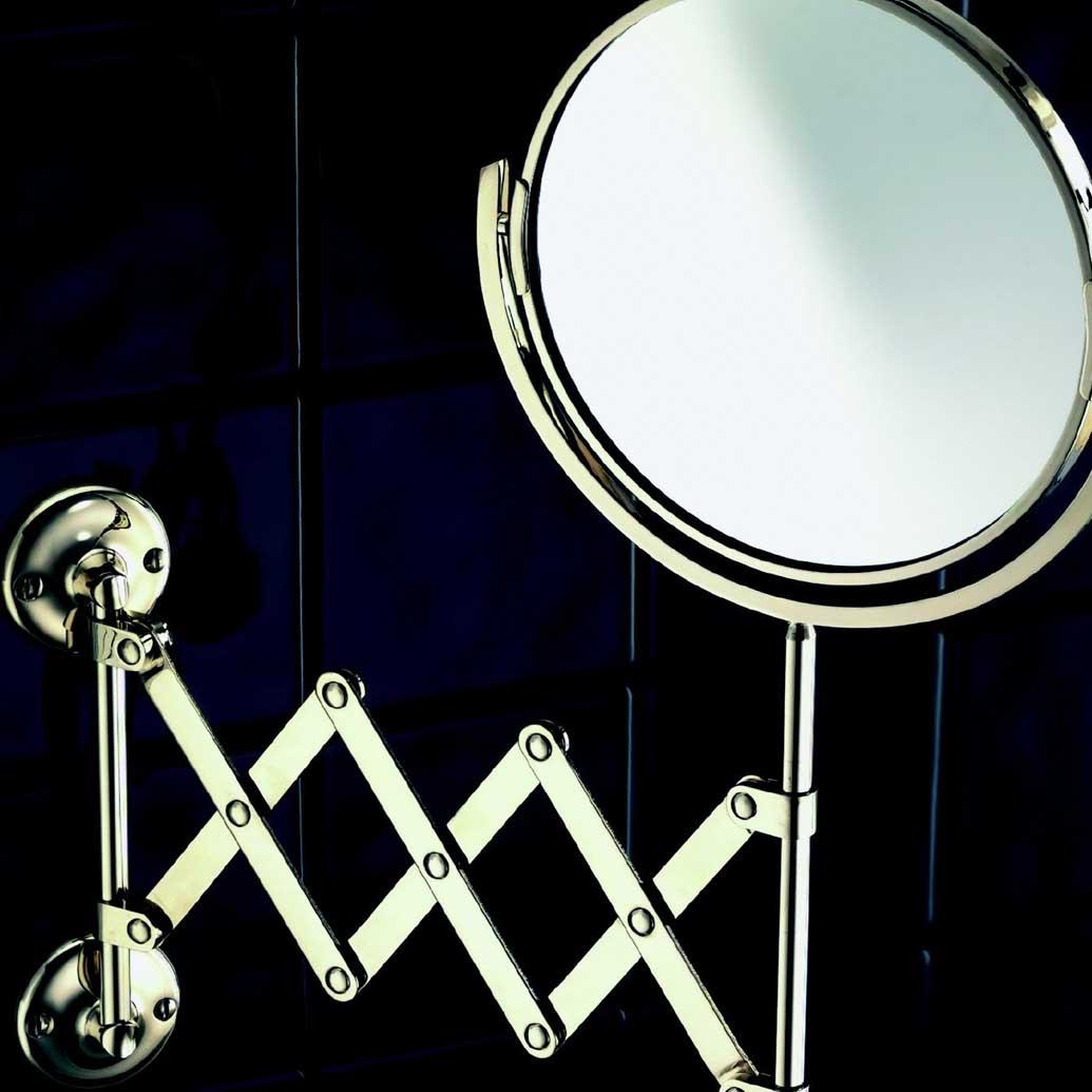 Wandspiegel unbeleuchtet