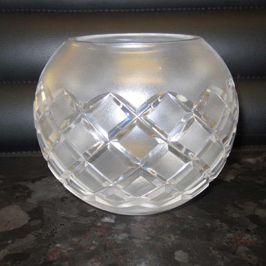 Arnolds Design Lampenglas aus Bleikristallglas8