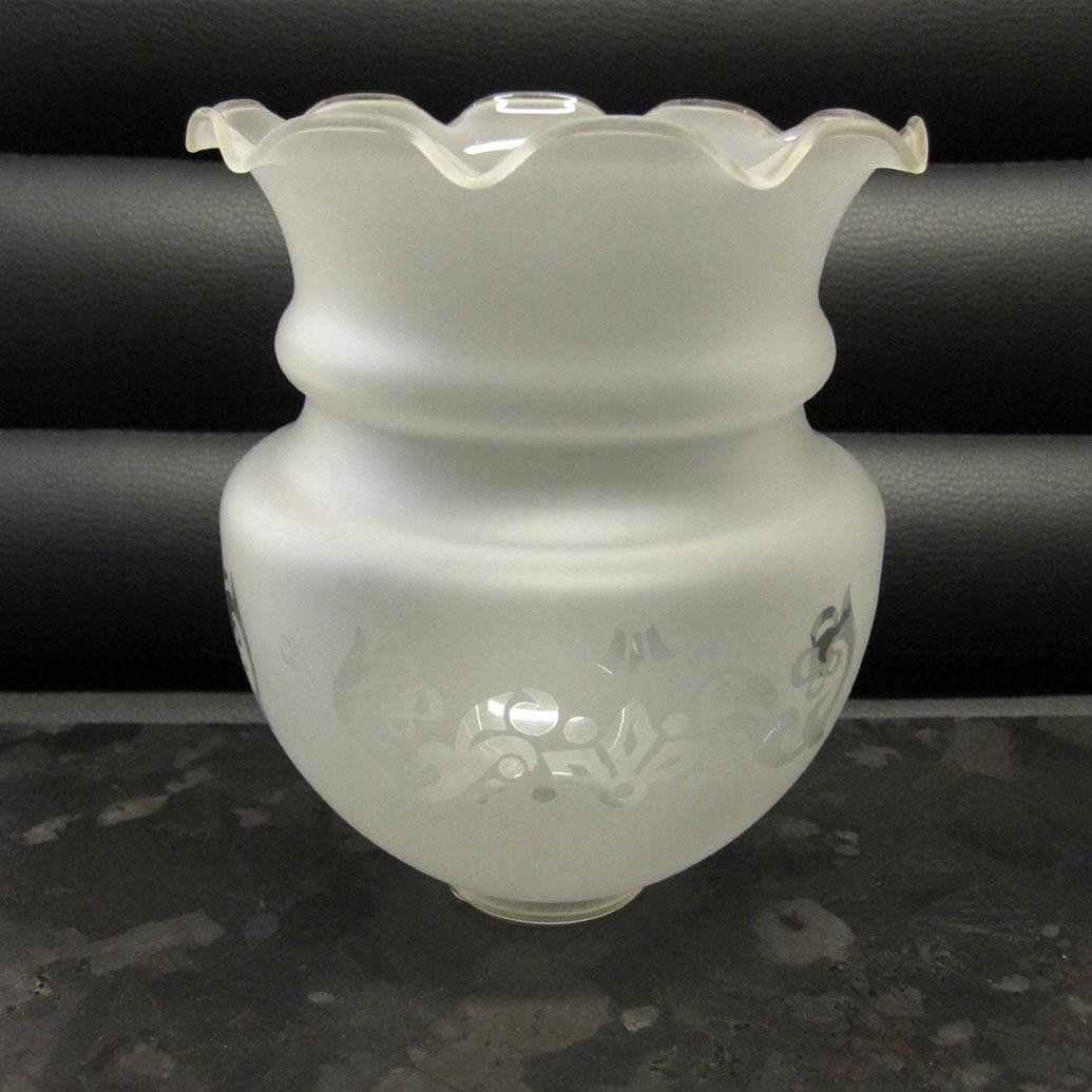 arnolds-design-lampenglas-weiss-satiniert-mit-muster