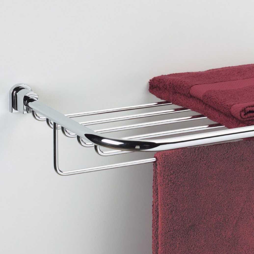 Handtuchablagen