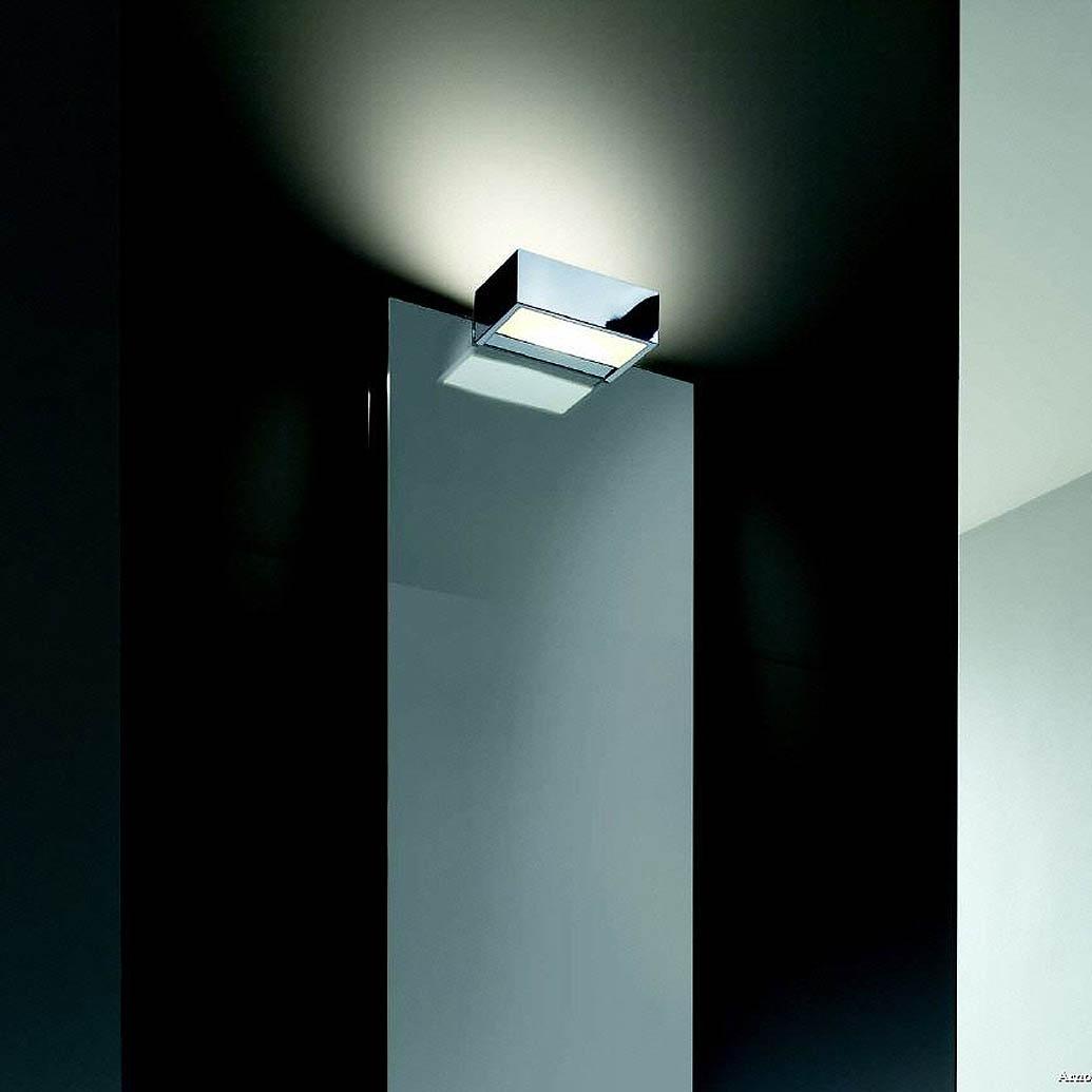 decor walther box 1 60 pl spiegelaufsteckleuchte arnolds b der gmbh. Black Bedroom Furniture Sets. Home Design Ideas
