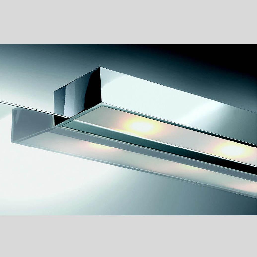 Decor walther box 1 60 led spiegelaufsteckleuchte for Lampen ratingen